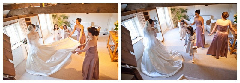Bury Court Barn wedding photography Surrey_1171