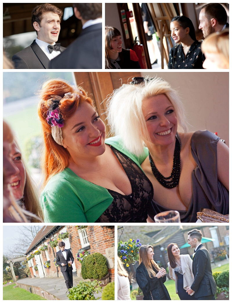 Castle Barn civil partnership Kent_1324