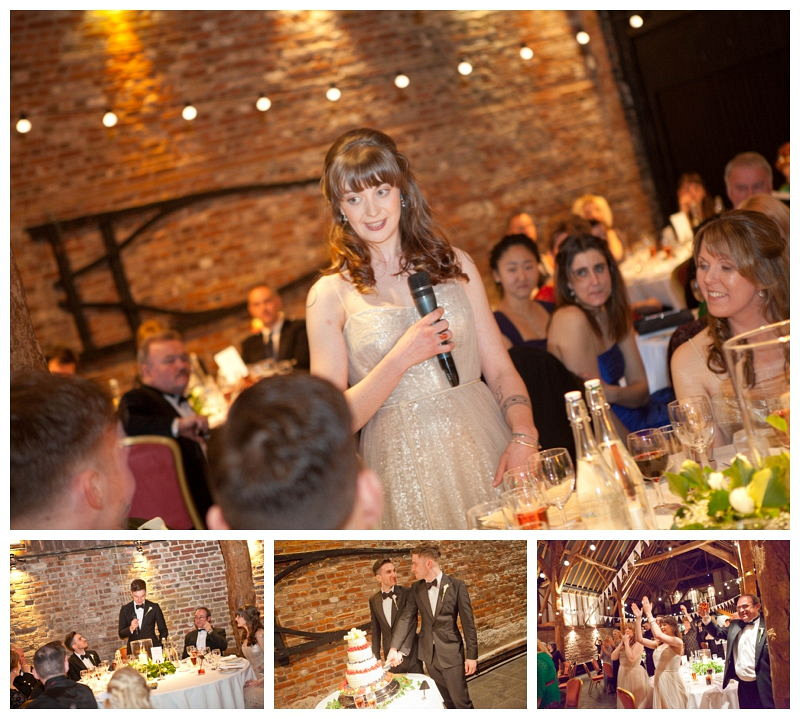 Castle Barn civil partnership Kent_1332