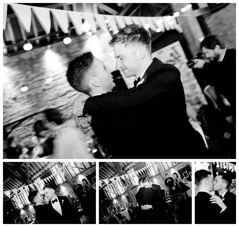 Castle Barn civil partnership Kent_1334
