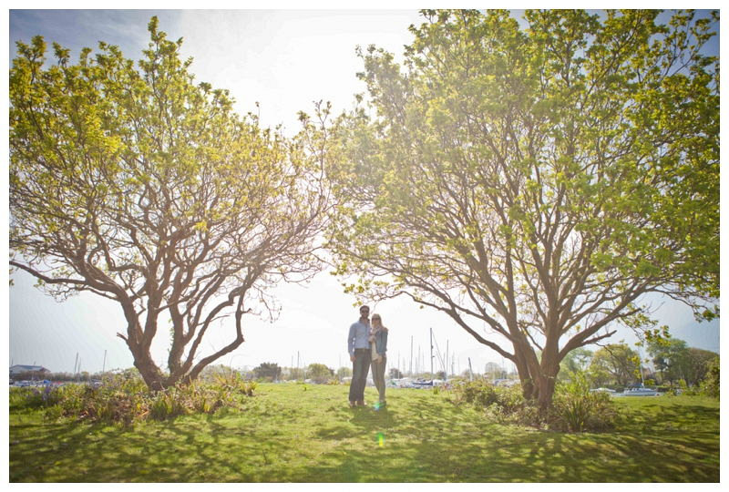 Hayling Island Engagement shoot_1371
