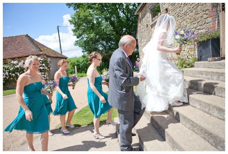 Grittenham Barn Wedding Photography_1599