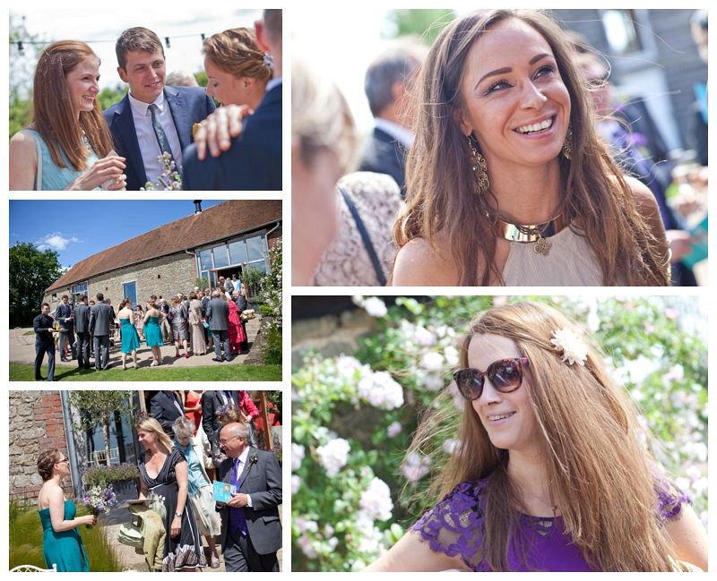 Grittenham Barn Wedding Photography_1611